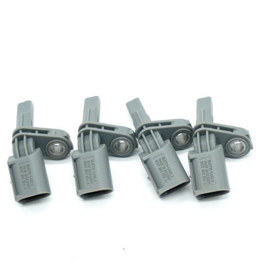 AL 4ピースセット ABS ホイール スピード センサー WHT003856A 適用: フォルクスワーゲン キャディ CC ゴルフ パサート ティグアン アウディ A3 Q7 TT シュコダ AL-FF-3016