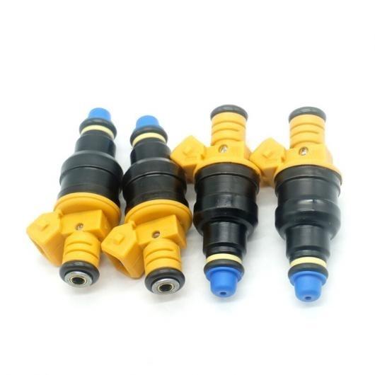 AL フューエル インジェクター ノズル 4ピースセット 0280150943 0280150939 0280150909 適用: フォード F150 F250 F350 4.6 5.0 5.4 5.8 1993-2003 AL-FF-3169