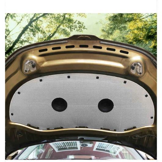 AL アルミニウム ホイル エンジン ノイズ ヒート 絶縁 音響 コットン 適用: シュコダ コディアック GT 2017 2018コディアック 2・コディアック GT 2 AL-FF-3602