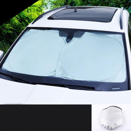 AL アルミニウム ホイル ドア ウインドウ ルーフ ウインドウ サン シェード マット ライト シェード マット 適用: シュコダ フロント マット AL-FF-3751