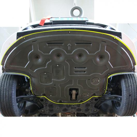 AL マンガン スチール エンジン シャーシ 保護 カバー 適用: 起亜 K5 オプティマ プロ 2016 2017 2018 2019 2020 アクセサリー 2.0L・1.6T AL-FF-3890