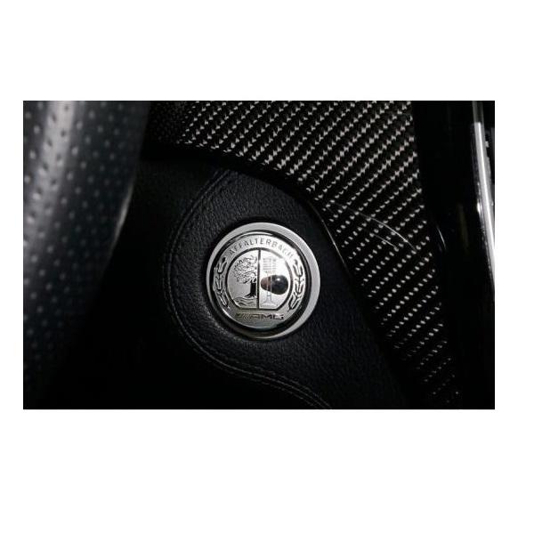 AL ABS セントラル コントロール アクセサリー 適用: メルセデス ベンツ GLE GLS ML GL エンジン スタート ボタン AL-FF-4517