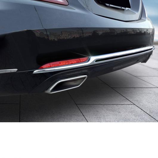AL ABS テールゲート リア バンパー ストリップ トリム 適用: メルセデス ベンツ S クラス S320 S400 2~2010-2013 AL-FF-4702
