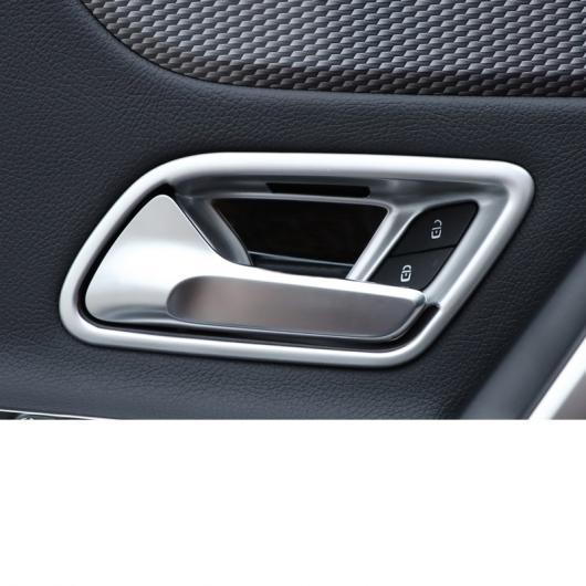 AL 適用: メルセデス ベンツ A クラス A180 A200 インナー ドア ハンドル フレーム インテリア モールディング アクセサリー シルバー フル セット AL-FF-4949