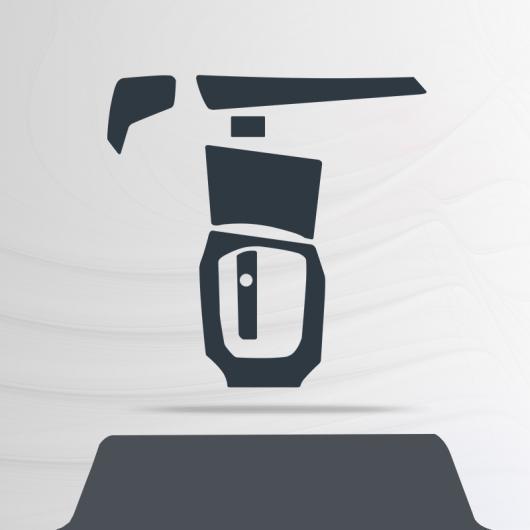 AL 傷つき防止 TPU インテリア スクリーン タッチ 保護 フィルム ステッカー 適用: BMW 3シリーズ G20 2018 2019 2020 320 325 330 タイプ 1 AL-FF-5079