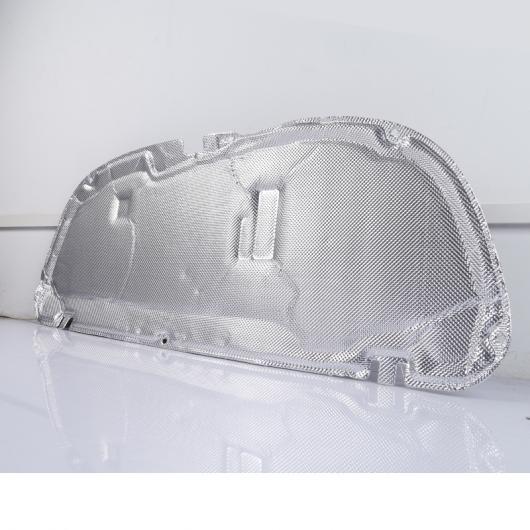 AL 耐火 コットン エンジン フード トランク カーゴ サウンド ヒート 絶縁 適用: トヨタ カローラ 2019 2020 2021 E210 2019-2021 カローラ 2 AL-FF-5110