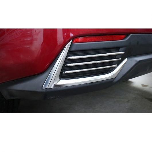 AL 適用: レクサス NX NX200 NX300H リア バンパー 吹き出し口 トリム ABS 装飾 インテリア モールディング アクセサリー タイプ 1~タイプ 3 AL-FF-4851
