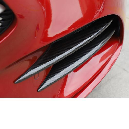 AL 適用: メルセデス ベンツ A クラス A180 A200 フロント ヘッドライト トリム インテリア カーボンファイバー 4ピース・シルバー 4ピース AL-FF-4939