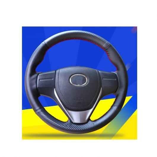 AL 適用: トヨタ カローラ E210 ステアリング ホイール カバー 装飾 インテリア アクセサリー 2014 2015 2016 2017 2018 2019 タイプ 3・タイプ 4 AL-FF-5010