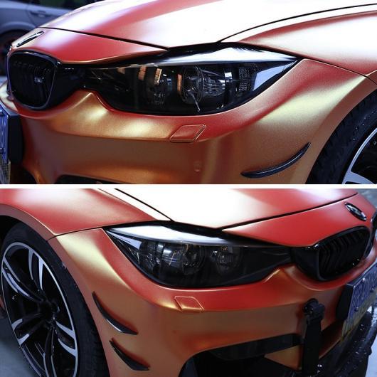 AL TPU トランスペアレント ブラック ヘッドライト 保護 フィルム 適用: BMW X1 2016 2017 2018 2019 2020 F48 傷つき防止 ステッカー AL-FF-5261