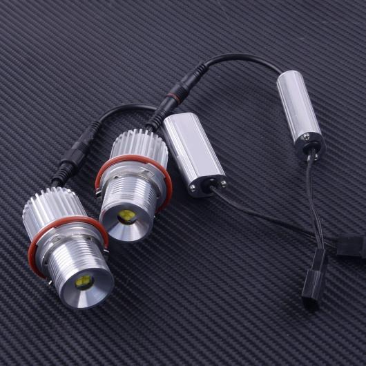 AL 40W 12V LED エンジェル アイ マーカー ライト バルブ エラー 63126904048 適用: BMW E39 E60 E87 E61 E63 AL-FF-6356