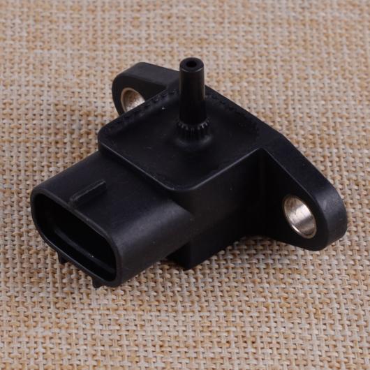 AL ブラック ABS マニホールド アブソルート プレッシャー センサー マップ 89421-12111 適用: トヨタ スープラ ツイン 1994 1995 1996 1997 1998 AL-FF-6713