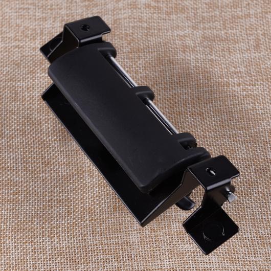 AL 69090-08010 ブラック 金属 リア リフトゲート テールゲート リア バック ラッチ ドア ハンドル 適用: トヨタ シエナ セコイア 2001 2002 2003 AL-FF-6748