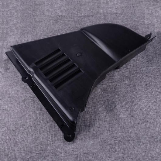 AL ブラック プラスチック アンダーカー 左 スプラッシュシールド カバー 51717033753 適用: BMW 525i 530i 545i 530Xi 550i M5 AL-FF-6766