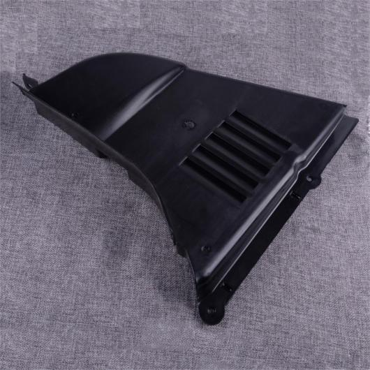 AL 51717033754 ブラック プラスチック アンダー 右 スプラッシュシールド カバー 適用: BMW 525i 530i 545i 530Xi 550i M5 AL-FF-6767