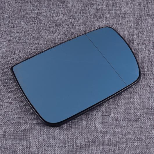 AL ブルー 左ハンドル ワイド アングル サイト バックミラー ヒーテッド ドア ミラー ガラス 51167039595 適用: BMW X5 E53 2000-2003 2004 2005 2006 AL-FF-6809