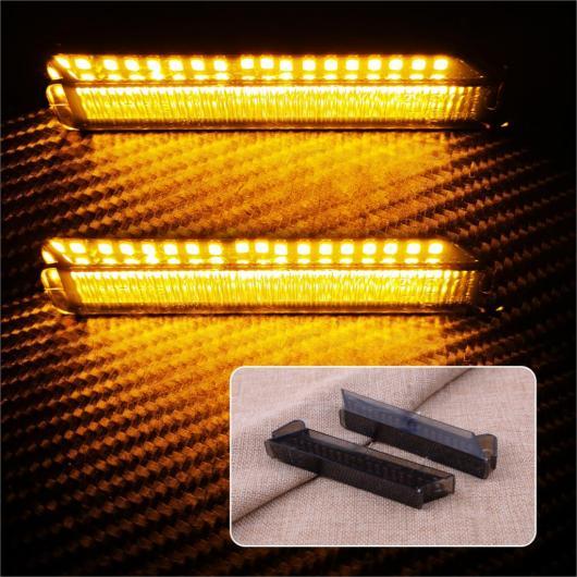 AL ダイナミック スモーク レンズ LED サイド ミラー アンダー ターンシグナルライト ランプ 適用: フォード F-150 2004-2010 2011 2012 2013 2014 AL-FF-6832
