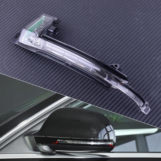 AL 左ハンドル ウイング ミラー インジケーター ターンシグナルライト ランプ 適用: アウディ A3 A4 S4 A5 S5 8K0949101 AL-FF-7162
