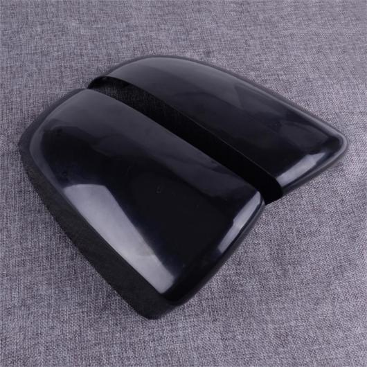 AL 2ピース ブラック 左 右 ウイング バックミラー ミラー カバー ヘッド ケース プラスチック 適用: BMW X5 X6 E70 2006 2007 2008 2009 2010 2011 2012 2013 AL-FF-7298