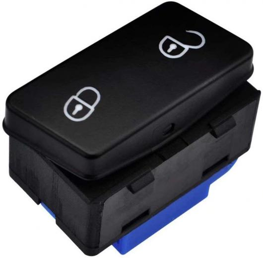 AL 1TD962125 ロック アンロック ボタン スイッチ 適用: フォルクスワーゲン VW キャディ トゥーラン 1T0 962 125B AL-FF-7678