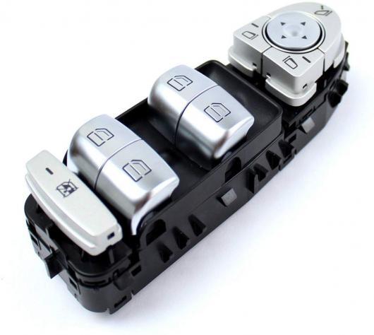 AL A2059056811 パワー マスター ウインドウ コントロール スイッチ 適用: ベンツ C180 C200 C300 C 63 S205 W205 2016 2017 2018 AL-FF-7685