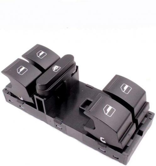 AL 1Z0 959 858 電動 ウインドウ コントロール スイッチ 適用: シュコダ イエティ ファビア MK2 オクタヴィア 2 ルームスター AL-FF-7694
