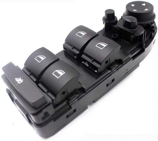 AL フロント ドライバ サイド ウインドウ ミラー マスター コントロール スイッチ ユニット 61319122121 適用: BMW 61319122121 E70 E71 X5 X6 AL-FF-7710