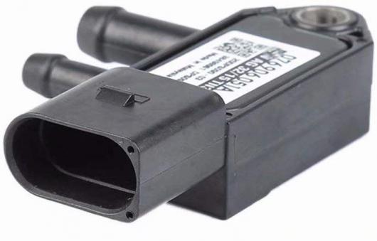 AL エキゾースト フィルター ディファレンシャル プレッシャー センサー 076906051A 03G906051A 適用: 2006/03-2010/05 アウディ Q7 4L 3.0 TDI 2967 CCM 155 KW 211 PS AL-FF-7913