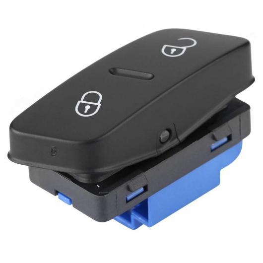 AL ドア ロック アンロック スイッチ コントロール ボタン 1K0962125B 適用: VW ゴルフ MK5 ティグアン AL-FF-8038