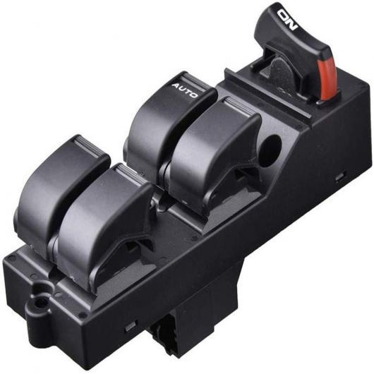 AL 電動 パワー ウインドウ スイッチ 83593S049500 適用: CX EX HX LX SI 4ドア 1996-2000 83593-S04-9500 AL-FF-8116