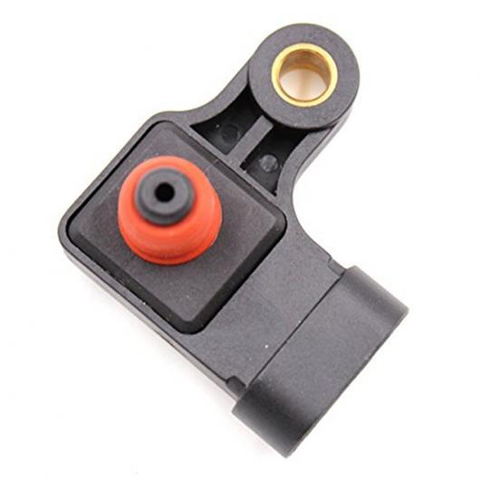 AL マニホールド アブソリュート プレッシャー マップ センサー 96330547 96482570 25184081 適用: シボレー アベオ オプトラ 1.6L 2.0L 2004-2009 AL-FF-8789
