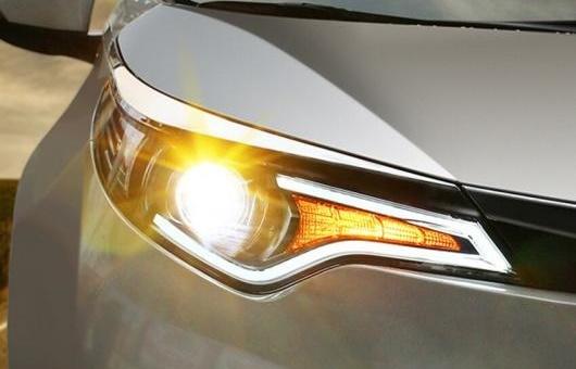 AL ヘッドライト 適用: トヨタ レビン 2014-2015 LED ヘッドランプ デイタイムランニングライト DRL バイキセノン HID 4300K~10000K 35W・55W AL-HH-0043