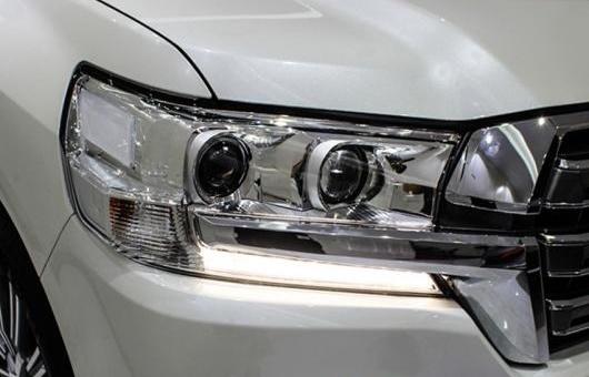 AL ヘッドライト 適用: トヨタ ランドクルーザー 2016 LED クルーザー ヘッドランプ デイタイムランニングライト DRL バイキセノン HID 4300K~8000K 35W・55W AL-HH-0054