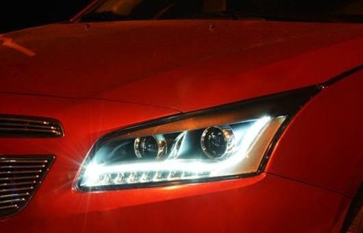 AL ヘッドライト 適用: シボレー/CHEVROLET クルーズ 2015 LED ヘッドランプ デイタイムランニングライト DRL バイキセノン HID 4300K~8000K 35W・55W AL-HH-0128
