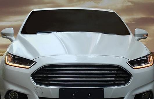 AL ヘッドライト 適用: フォード/FORD モンデオ 2013 LED ヘッドランプ デイタイムランニングライト DRL バイキセノン HID 4300K~8000K 35W・55W AL-HH-0254