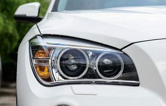 AL ヘッドライト 適用: BMW/ビーエムダブリュー X1 2012-2015 LED ヘッドランプ デイタイムランニングライト DRL バイキセノン HID 4300K~8000K 35W・55W AL-HH-0275