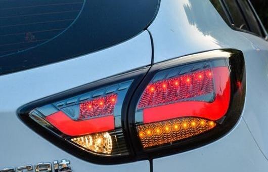 AL テール ランプ 適用: マツダ CX-5 ライト 2013-2016 LED リア DRL + ブレーキ パーク シグナル ストップ レッド AL-HH-0296
