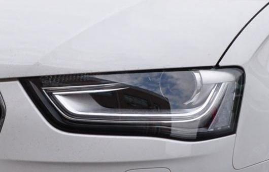 AL 適用: アウディ/AUDI A4L-B9 ヘッドライト 2013-2015 LED DRL レンズ ダブル ビーム H7 HID キセノン BI 4300K~8000K 35W・55W AL-HH-0392
