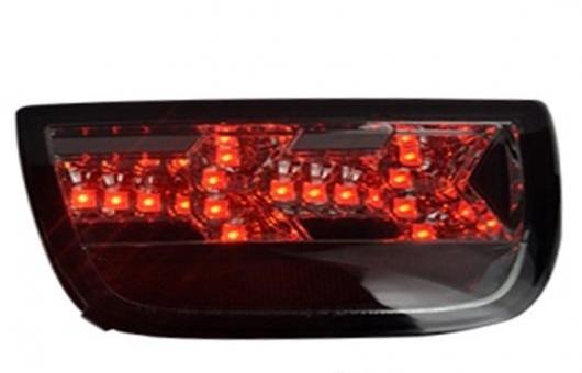 AL 適用: シボレー/CHEVROLET カマロ テールライト 2010-2012 LED テール ライト リア ランプ DRL + ブレーキ パーク シグナル レッド AL-HH-0432