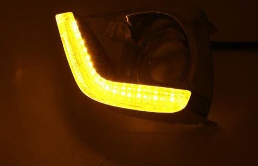 【ファッション通販】 AL 適用: ヴィオス トヨタ ヴィオス LED LED DRL 高光度 高光度 ガイド フォグ ランプ デイタイムランニングライト AL-HH-0513, ALL DAY DAY LIGHT:13de3f76 --- bellsrenovation.com