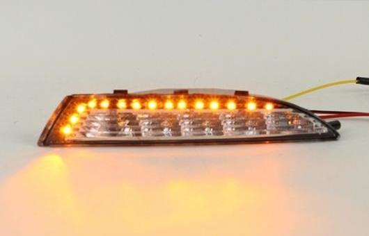 AL 適用: VW フォルクスワーゲン/VOLKSWAGEN シロッコ 2010-2013 LED DRL 高光度 ガイド フォグ ランプ デイタイムランニングライト AL-HH-0597