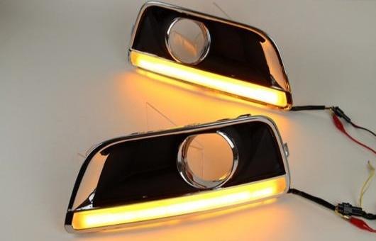 AL 適用: シボレー/CHEVROLET マリブ LED DRL 2011-2013 高光度 ガイド フォグ ランプ デイタイムランニングライト ライト AL-HH-0629