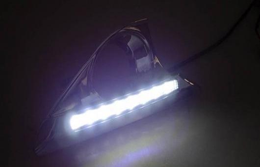 AL 適用: ホンダ カムリ LED DRL 高光度 ガイド フォグ ランプ デイタイムランニングライト AL-HH-0644