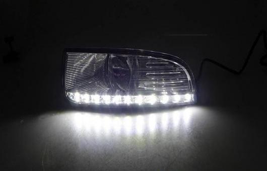 AL 適用: シュコダ スペルブ 2010-2013 LED DRL フォグ ランプ デイタイムランニングライト 高光度 ガイド AL-HH-0684