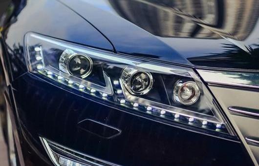 AL ヘッドライト 適用: ホンダ クロスツアー 2011-2012 LED ヘッドランプ デイタイムランニングライト DRL バイキセノン HID 4300K~8000K 35W・55W AL-HH-0942