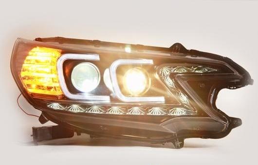 【一部予約販売】 AL LED ヘッドランプ LED 適用: ホンダ 4300K~8000K CR-V ヘッドライト 2012-2014 CRV ビーム DRL H7 HID Q5 バイキセノン レンズ ロー ビーム 4300K~8000K 35W・55W AL-HH-1104, ミハルマチ:734d620f --- dibranet.com