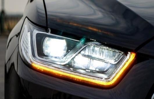 AL ヘッドライト 適用: フォード/FORD トーラス 2015-2017 LED ヘッドランプ デイタイムランニングライト DRL バイキセノン HID 4300K~8000K 35W・55W AL-HH-1226