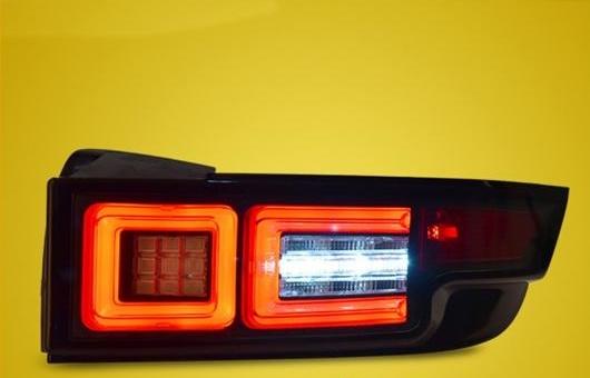 AL 適用: ランド ローバー イヴォーク テールライト アセンブリ 2012-2016 リア ライト LED レッド AL-HH-1285