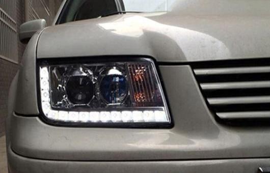 AL 適用: VW フォルクスワーゲン/VOLKSWAGEN フォルクスワーゲン ボーラ ヘッドライト 2001 2002 2003 2004-2005 LED 4300K ホワイト イエロー~8000K ホワイト ブルー 35W・55W AL-HH-1300