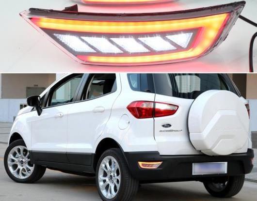 AL 適用: フォード/FORD フォーカス 2 MK2 ハッチバック マルチファンクション LED リア バンパー ライト フォグランプ ブレーキ ライト リフレクター オート バルブ リバース ライト AL-HH-1632